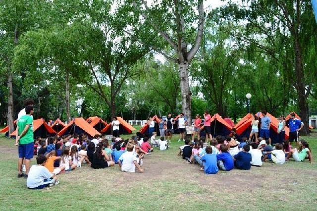 Foro de Campamentos de verano