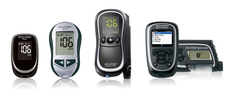 diabetes reader machine