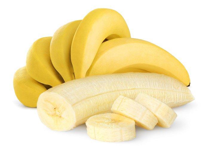 Los plátanos aportan bastante potasio