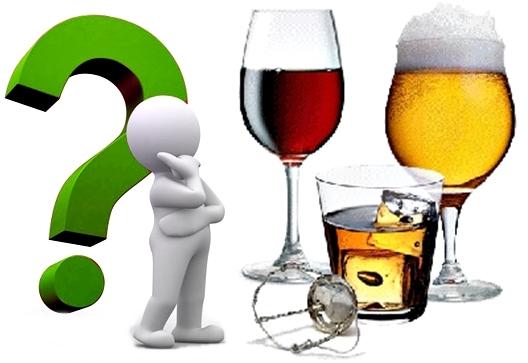 Que cosen del alcoholismo